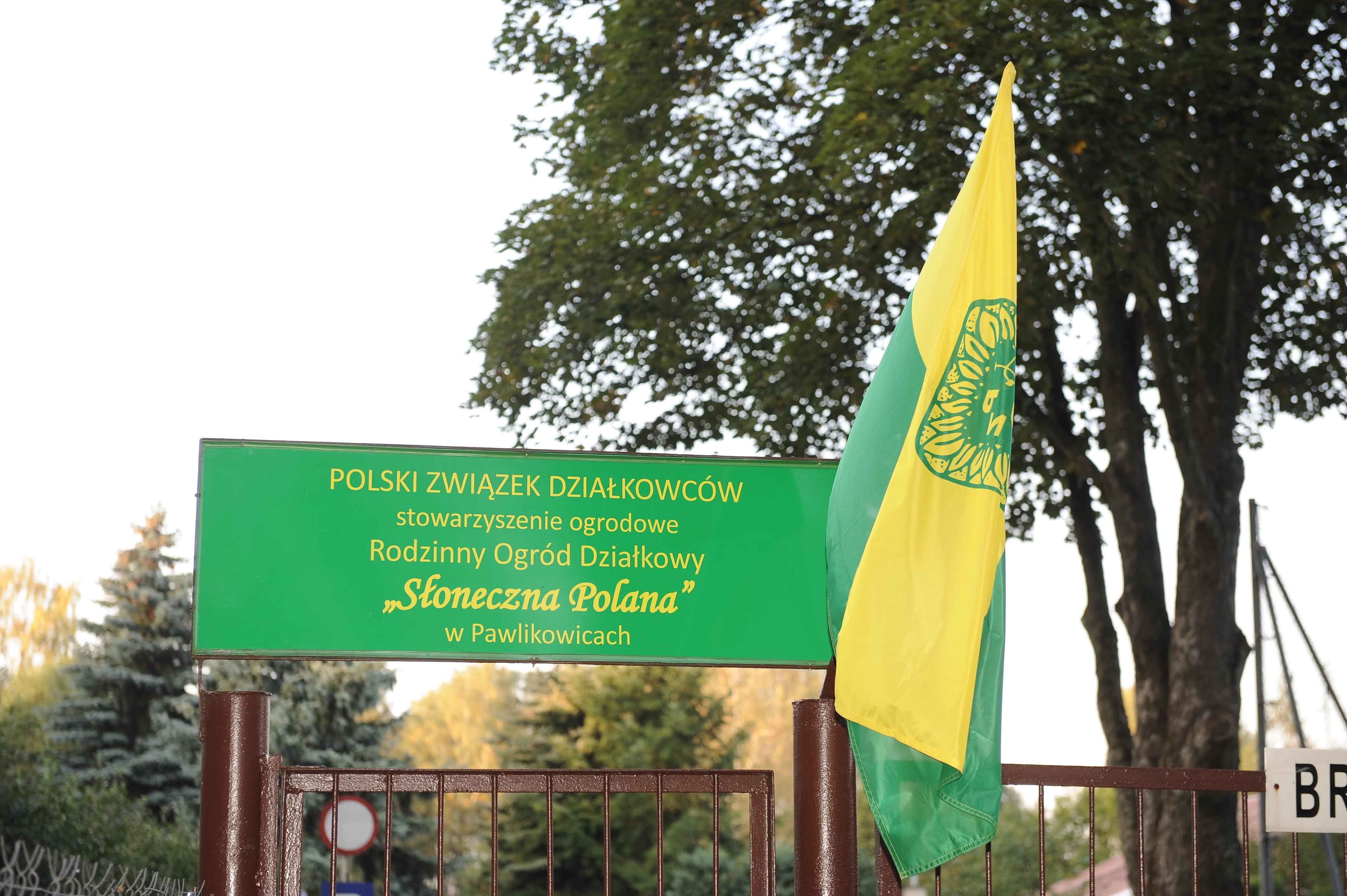 Altany W Rod A Prawo Ogrody Dzialkowe Sloneczna Polana Pawlikowice